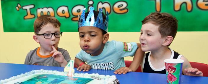 Bayonne Birthday Party Places
