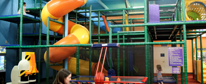 Hoboken Indoor Playground