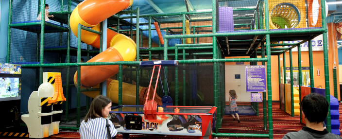 Jersey City Indoor Playground